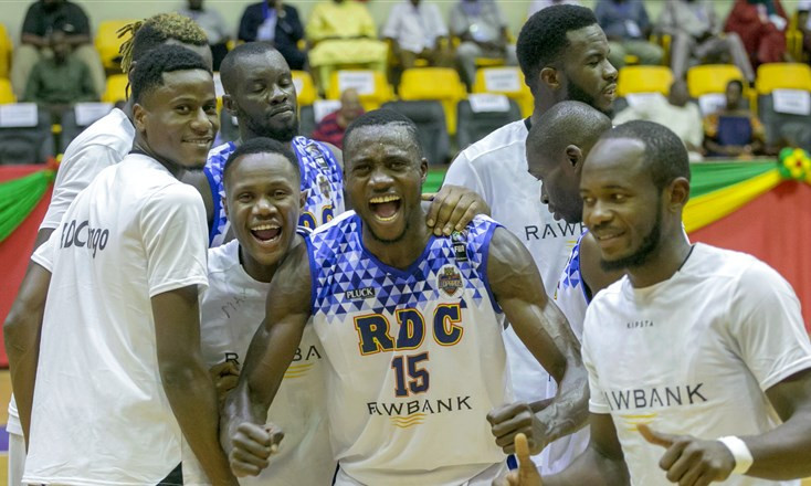 The Democratic Republic of the Congo earned the right to meet Kenya in the final of the FIBA AfroCan event being staged in Mali ©FIBA