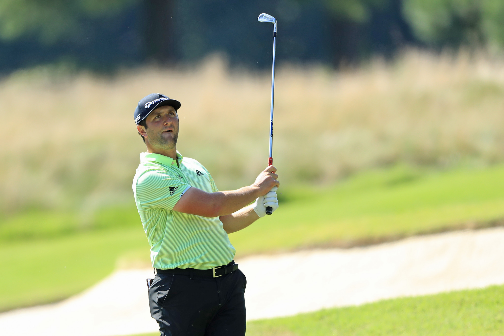 Spaniard Rahm holds three-shot lead after day one of WGC-FedEx St Jude Invitational