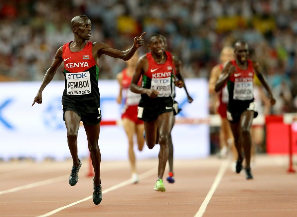 Nike pay Athletics Kenya a reported $5 million to sponsor its athletics team