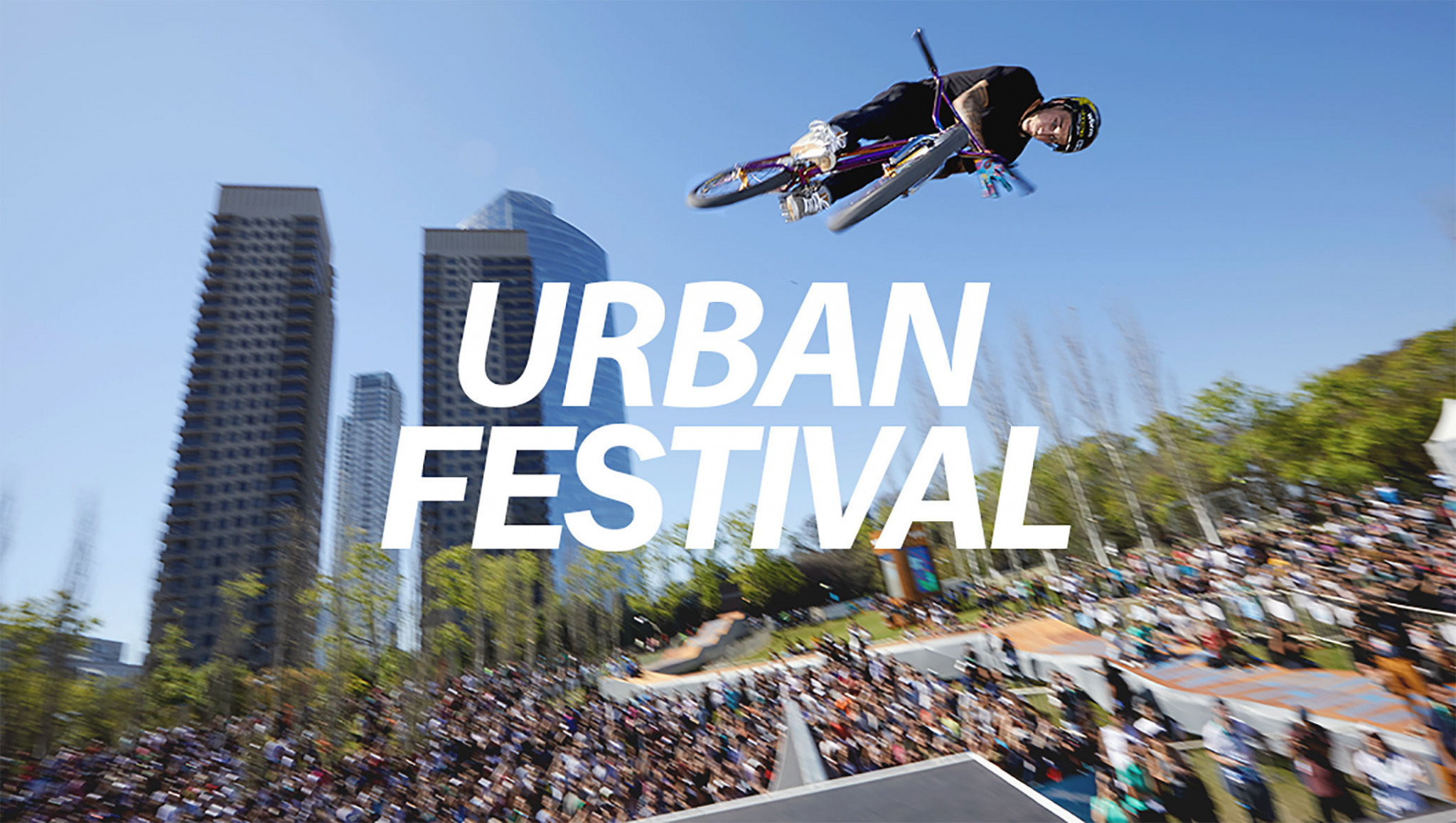The Urban Festival is one of three symbolic features that will be developed at