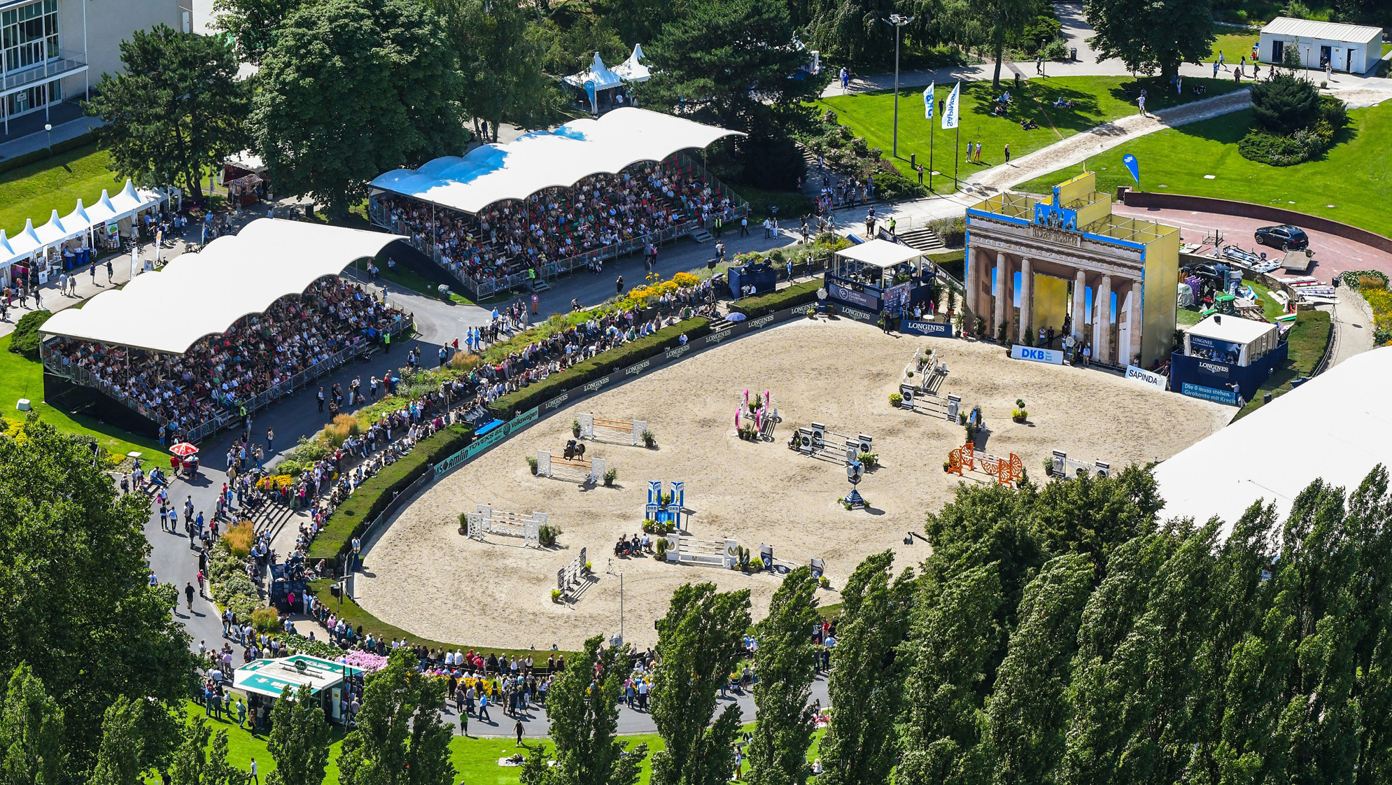 Longines Global Champions Tour set to continue in Berlin
