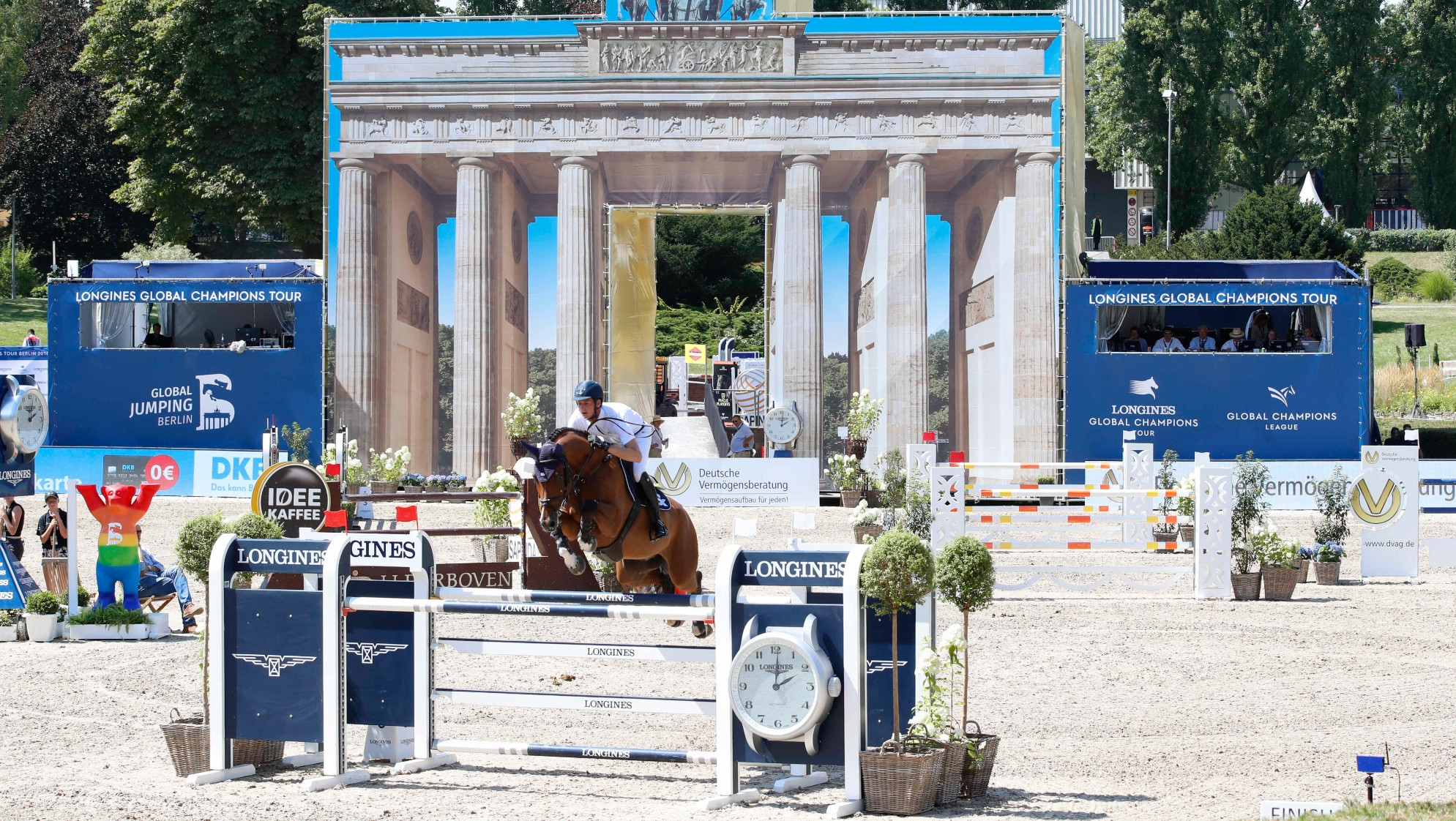The event in Berlin will be the 13th leg of this year's LGCT circuit ©LGCT/Stefano Grasso