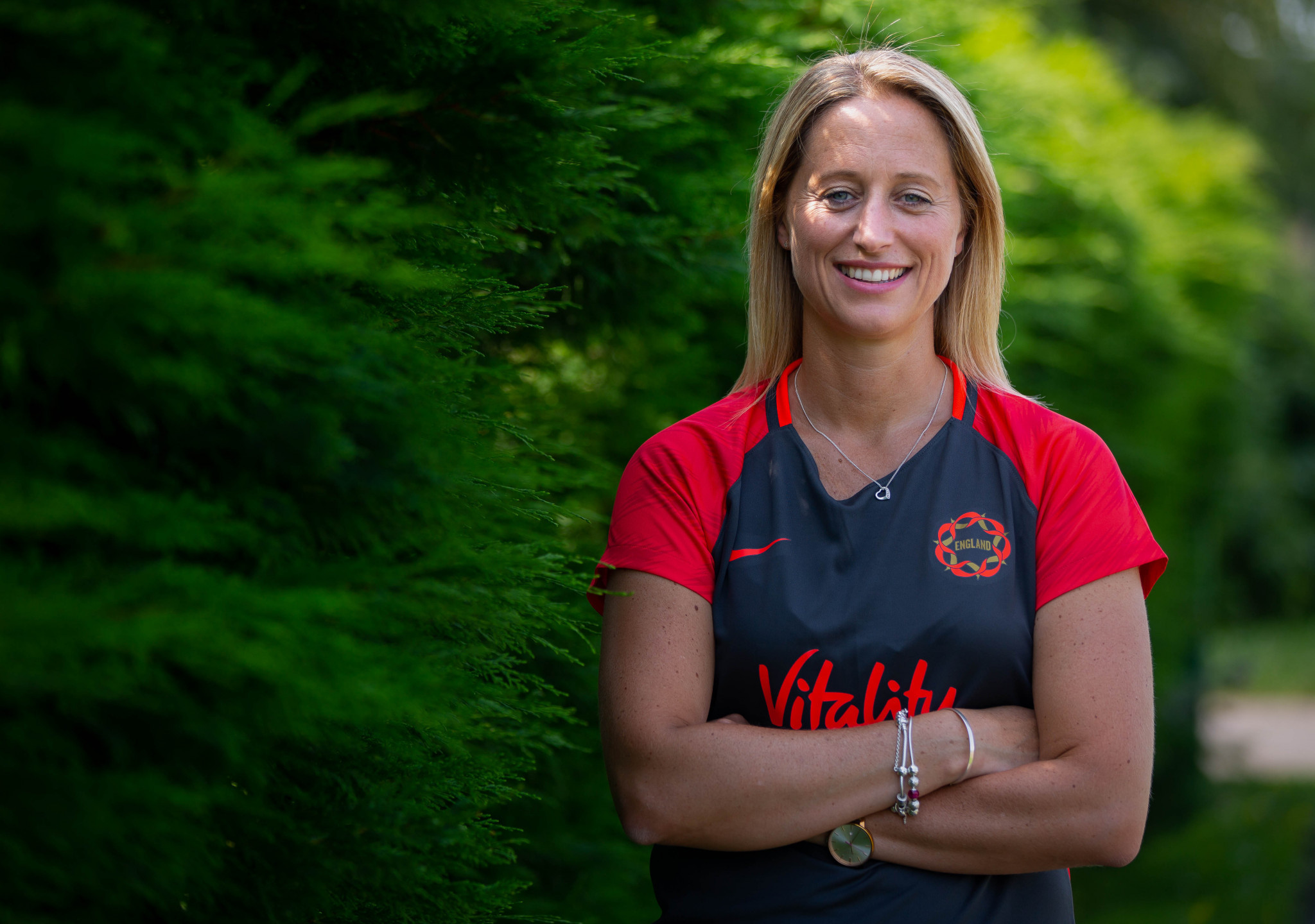 Thirlby appointed to replace Neville as England netball head coach