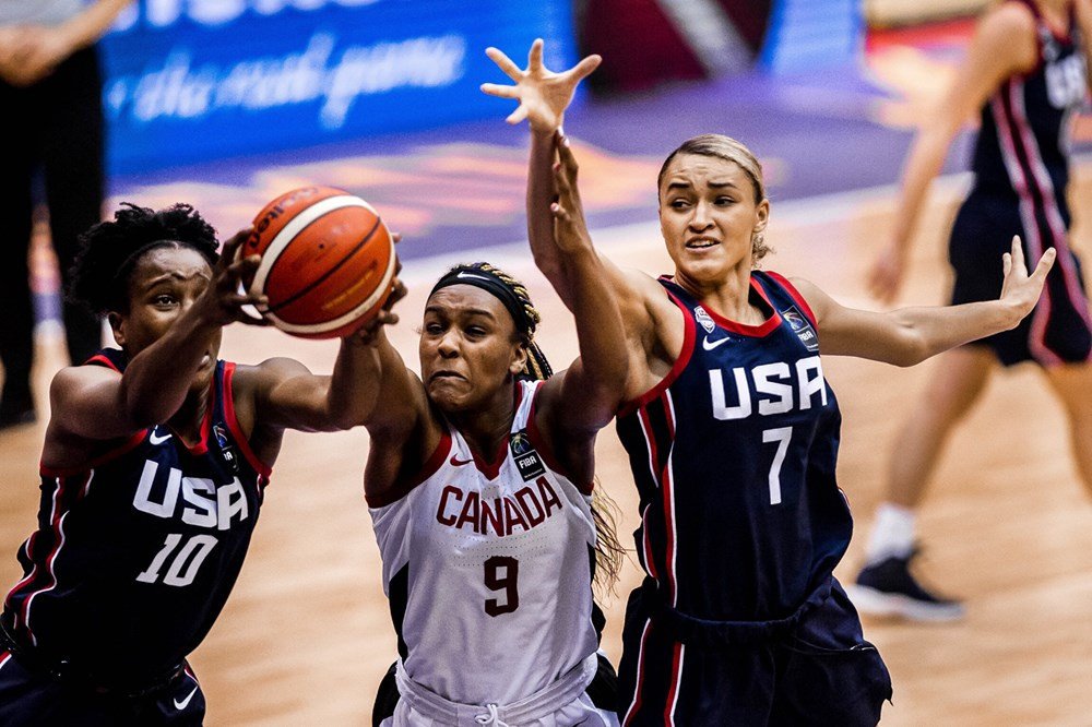 United States remain on course for success at FIBA Under-19 Women's World Cup