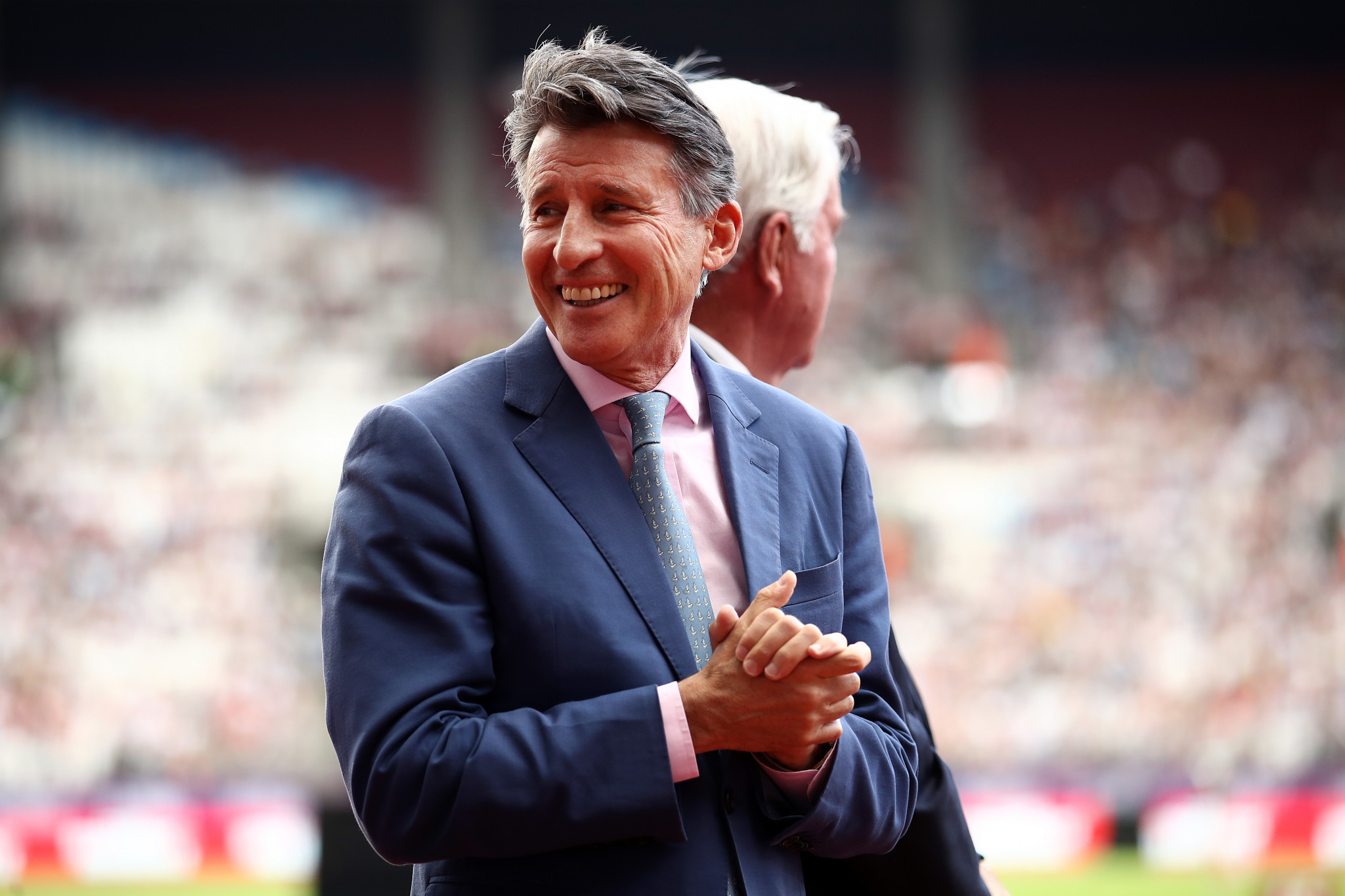 Coe to be re-elected IAAF President unopposed it is confirmed but record numbers standing for other positions