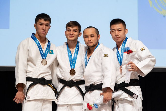 Bologa back for gold in IBSA Judo European Championships in Genoa