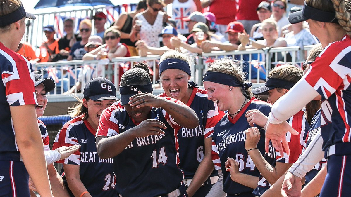 Britain and Italy to battle it out for Tokyo 2020 berth at WBSC Softball Europe/Africa Qualifier
