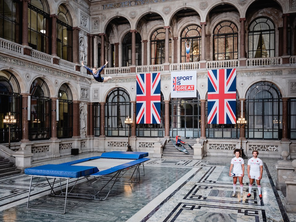 Campaign launched to unite country behind British team at Tokyo 2020