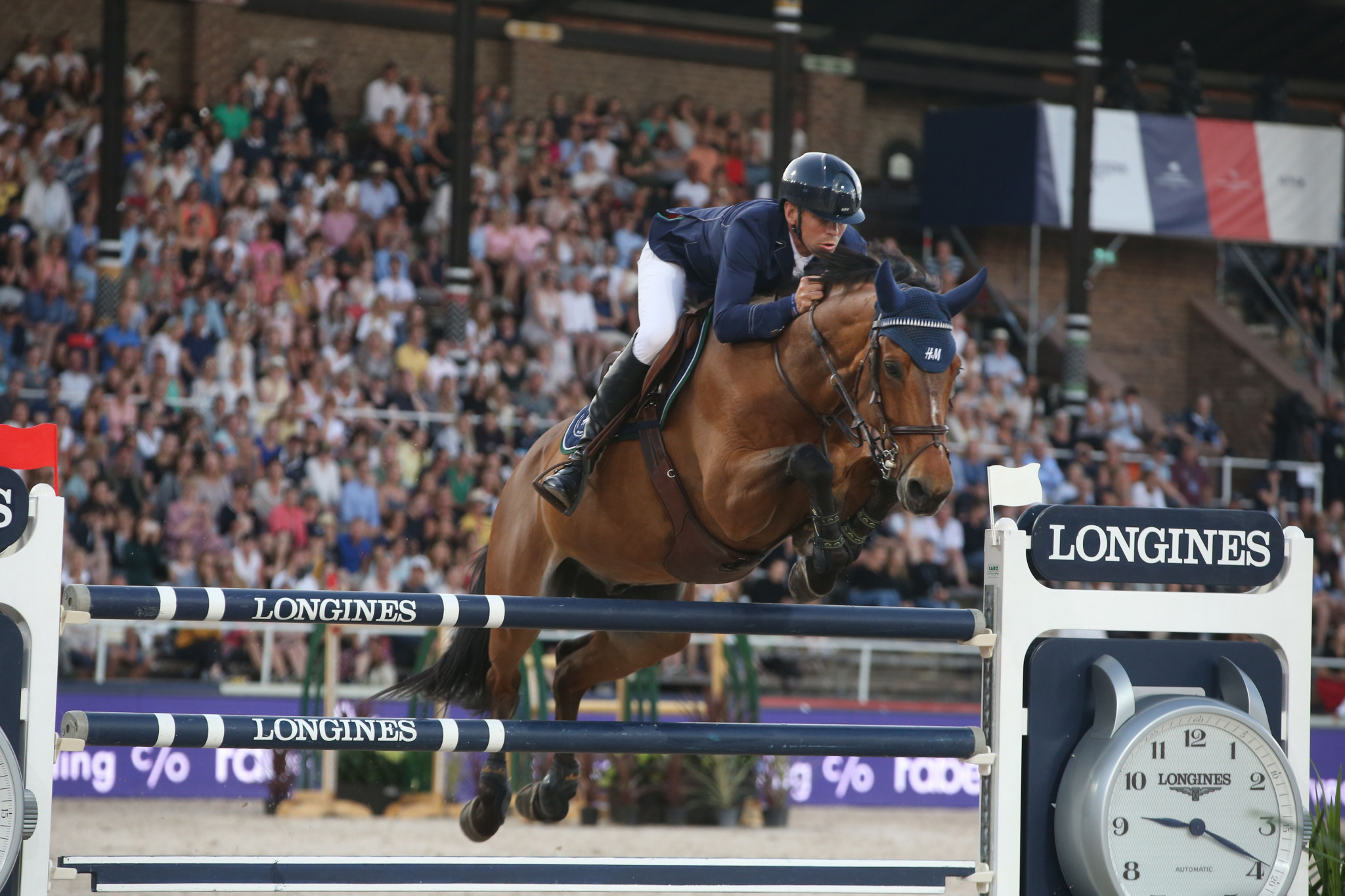Sweden secure comfortable win at FEI Jumping Nations Cup in Hickstead