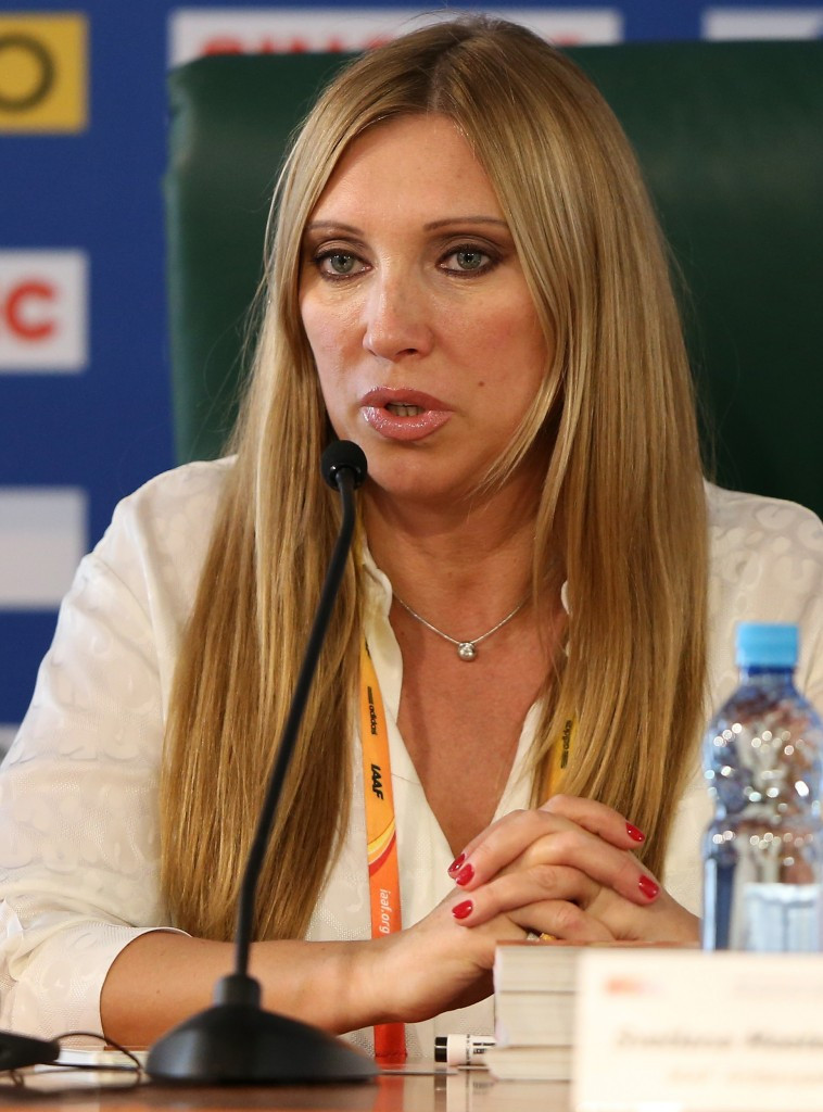 Double Olympic gold medallist Svetlana Masterkova is to stand to become President of the All-Russia Athletics Federation following the country's suspension by the IAAF