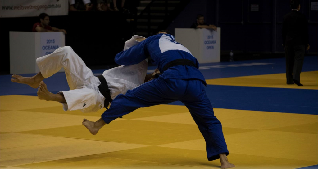 Seven titles were won on the final day of the Oceania Open ©Facebook/Oceania Open Judo - Wollongong
