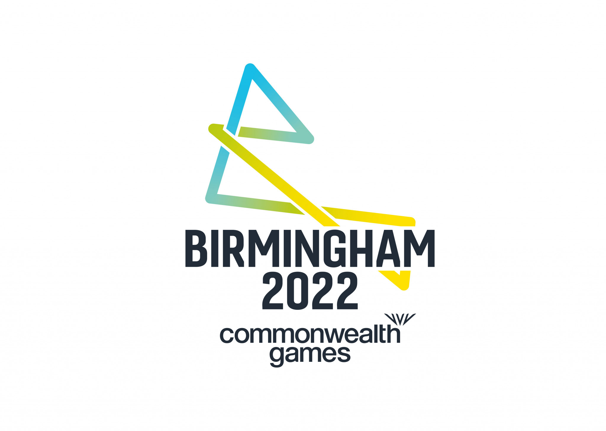 Birmingham 2022 launch logo with three years until start of Commonwealth Games