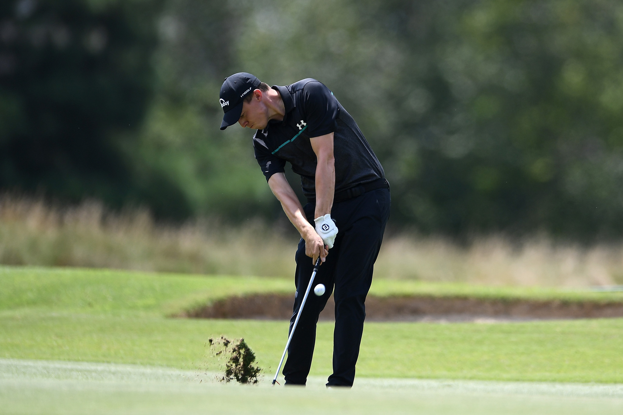 Matthew Fitzpatrick moves into two-shot lead at WGC-FedEx St. Jude Invitational