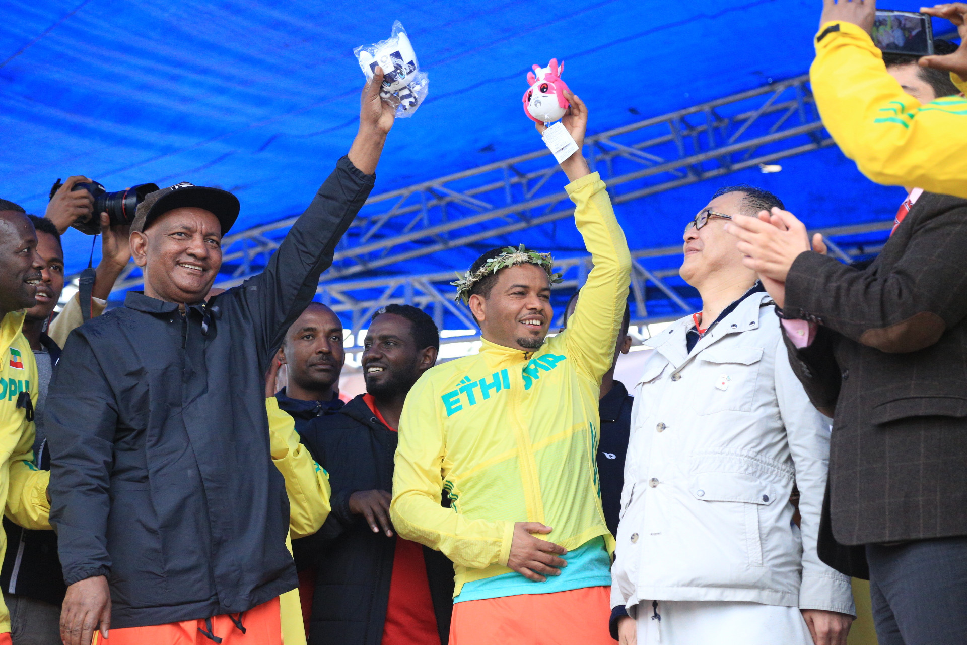 Ethiopia celebrates Olympic Day with week of sporting events