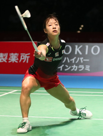 Okuhara and Yamaguchi to meet in all-Japanese final at BWF Japan Open