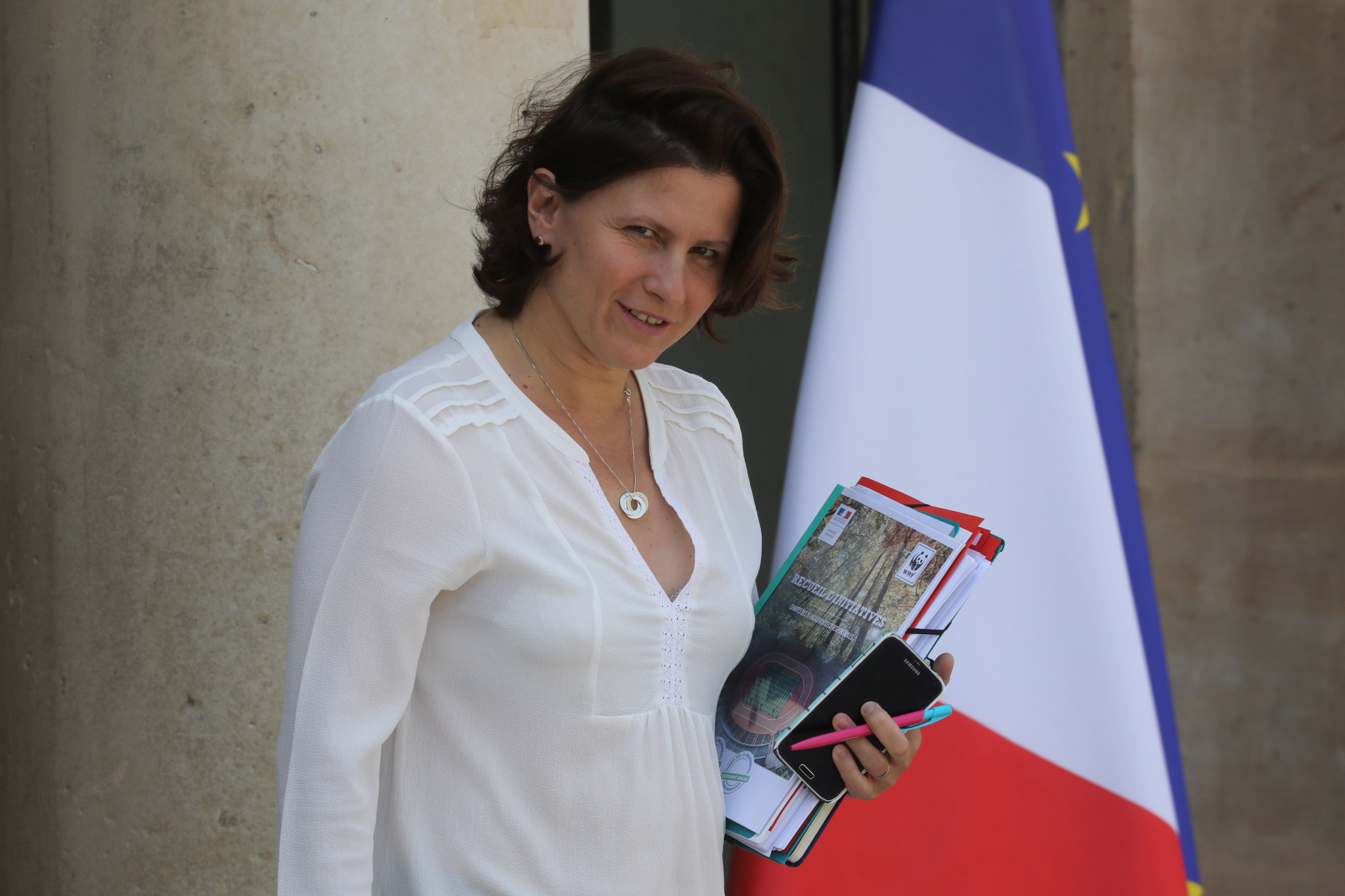 Important changes among French Sports Minister's private office staff