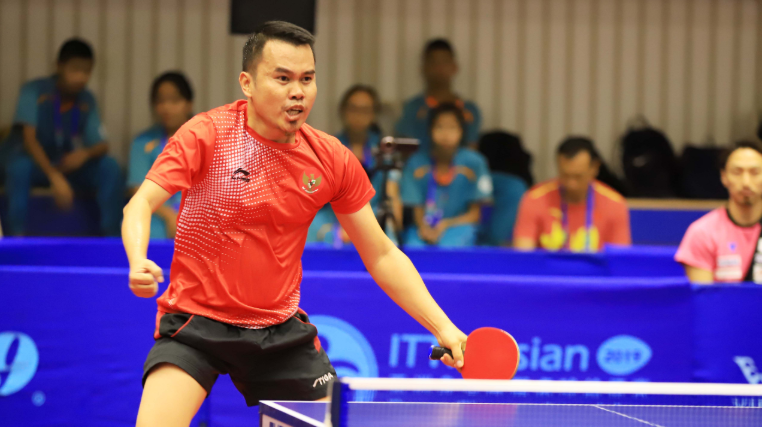 Hat-trick of team titles for Indonesia on final day of ITTF Asian Para Championships