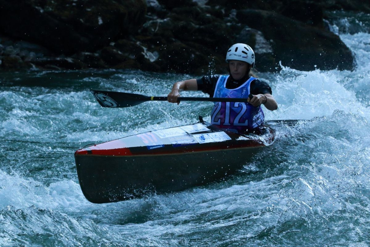Satkova adds two more golds as Italy join the golden celebrations at ICF Junior and Under-23 Wildwater Canoe World Championships