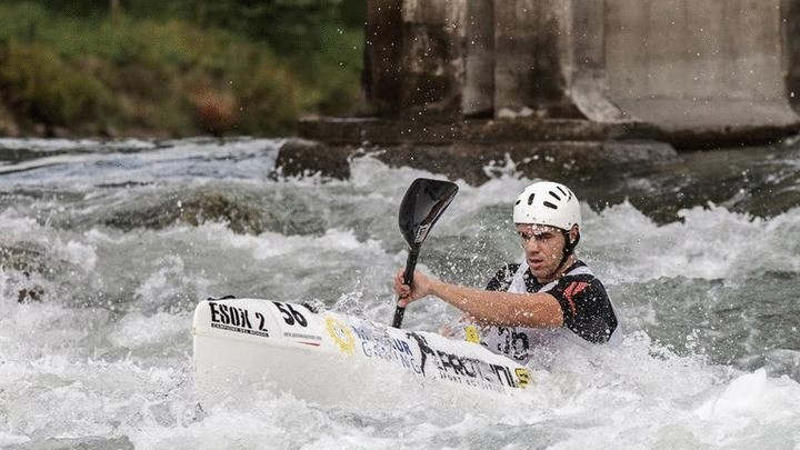 Athletes from a range of countries hit the gold rush at the ICF Junior and Under-23 Wildwater World Championships in Banya Luka ©ICF