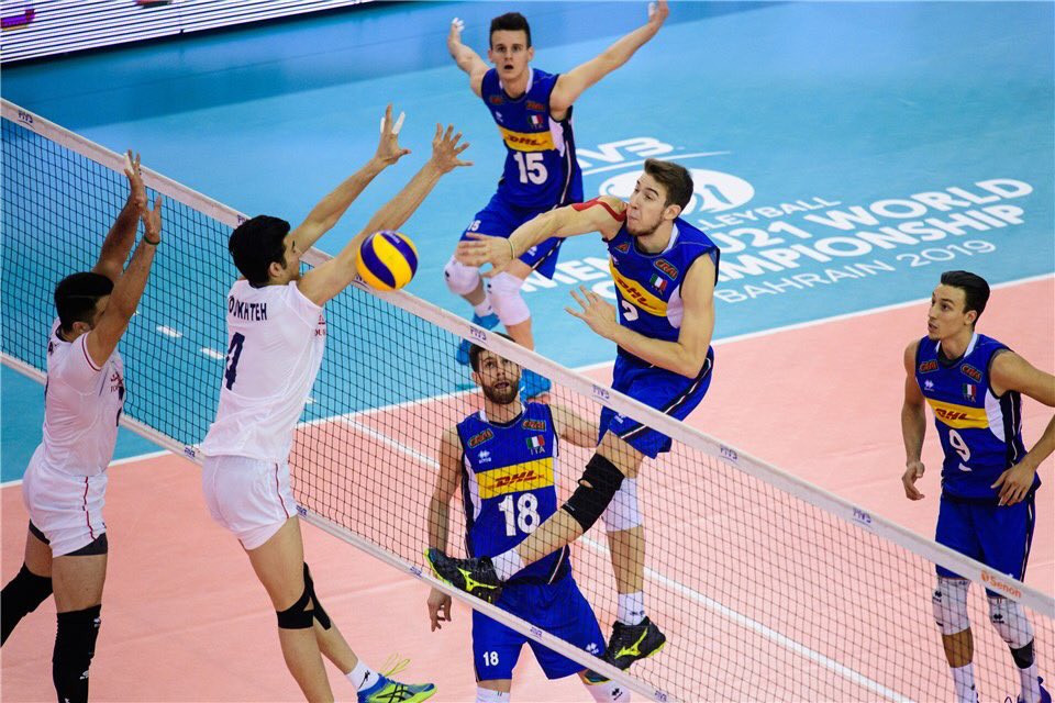 Iran battled back from a set down to defeat Italy in the final in Bahrain ©Asian Volleyball Confederation/Twitter