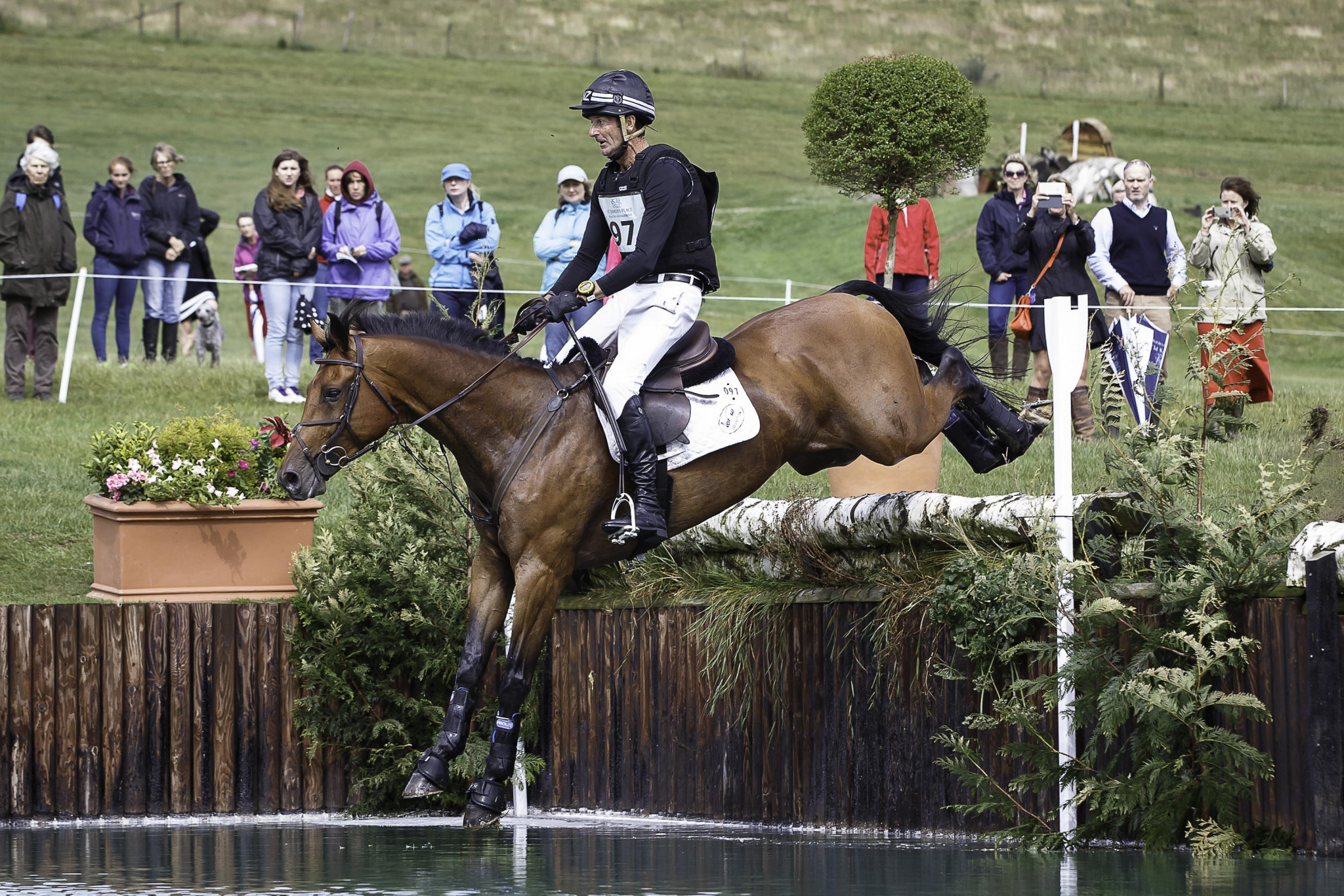 New Zealand move into lead after cross country at FEI Eventing Nations Cup in Cappoquin
