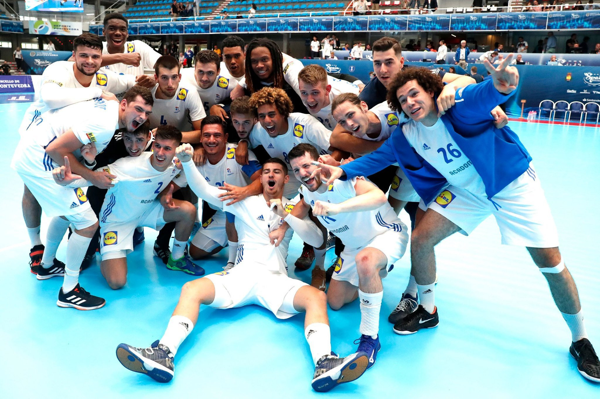 France to face Croatia in Men's Junior World Handball Championship final