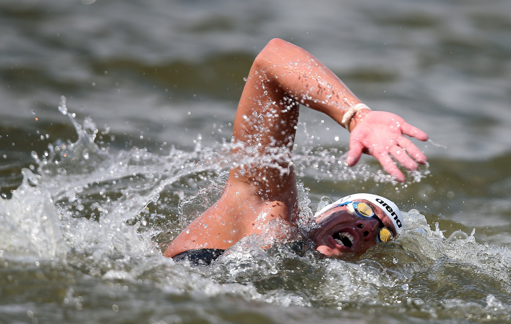 Schouten and Dornic claim FINA UltraMarathon Swim Series titles in Lac Saint-Jean
