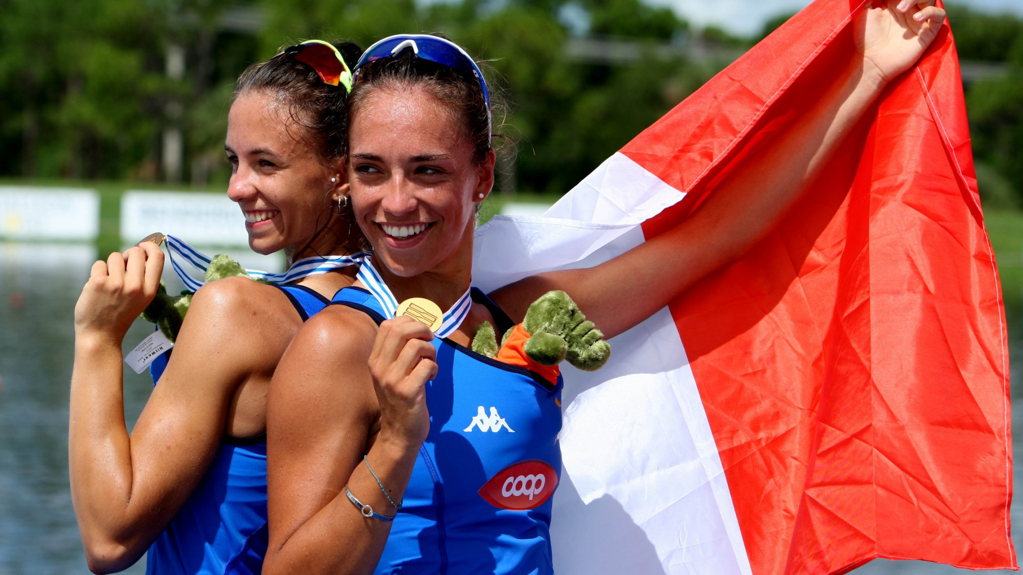 Italy win five golds on first day of finals at World Rowing Under-23 Championships