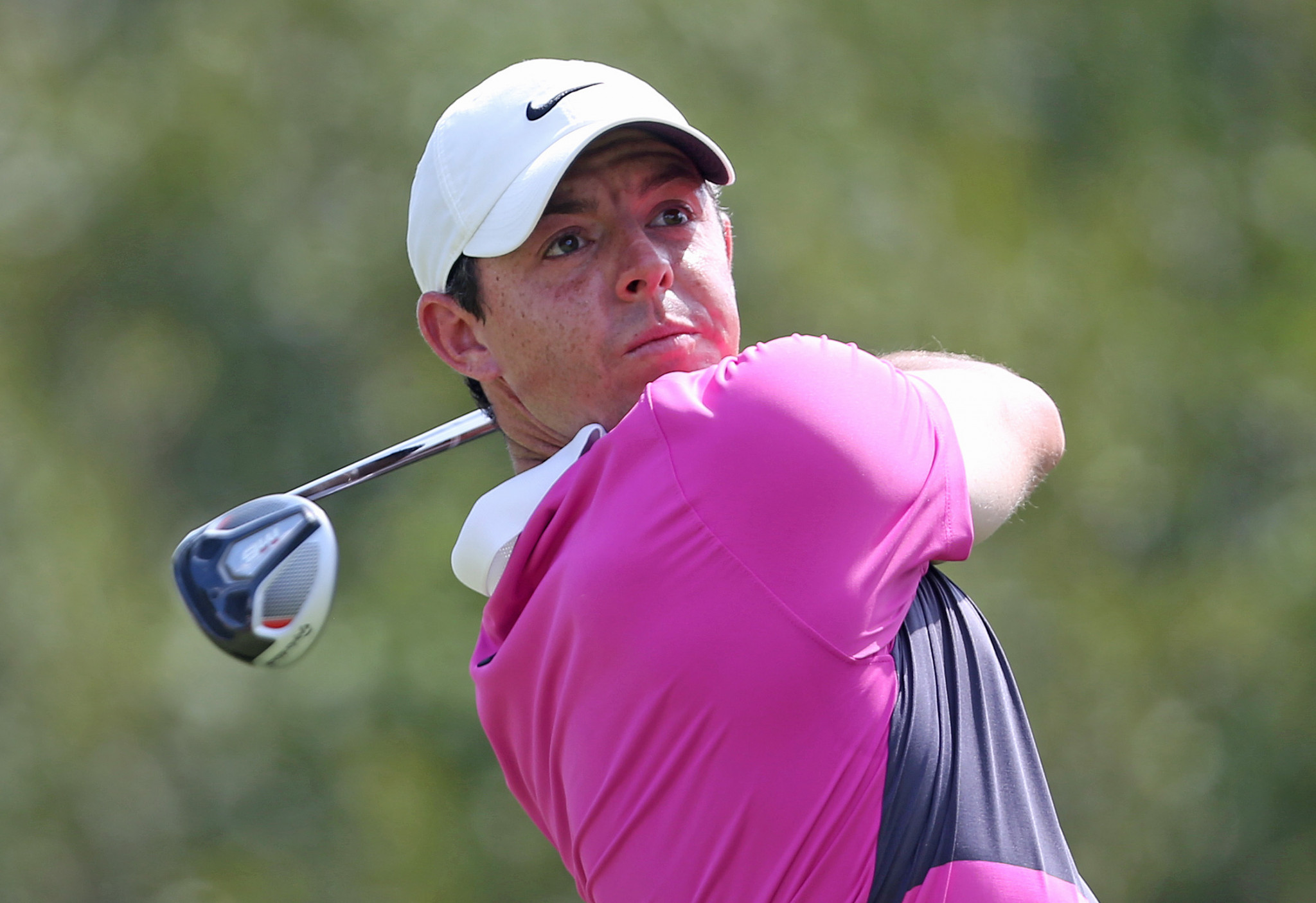 McIlroy rebounds from Open nightmare to lead WGC-FedEx St. Jude Invitational going into final round