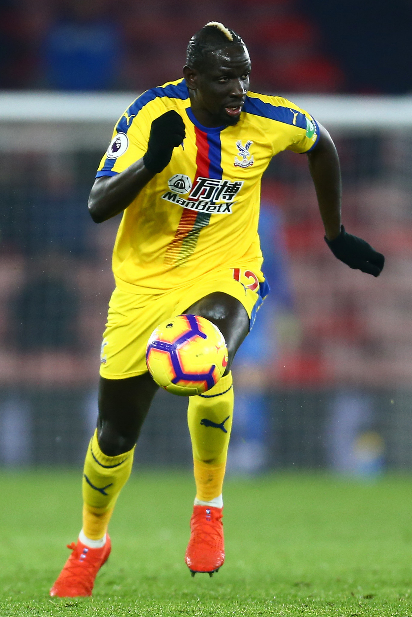 Premier League footballer Mamadou Sakho is suing the World Anti-Doping Agency ©Getty Images