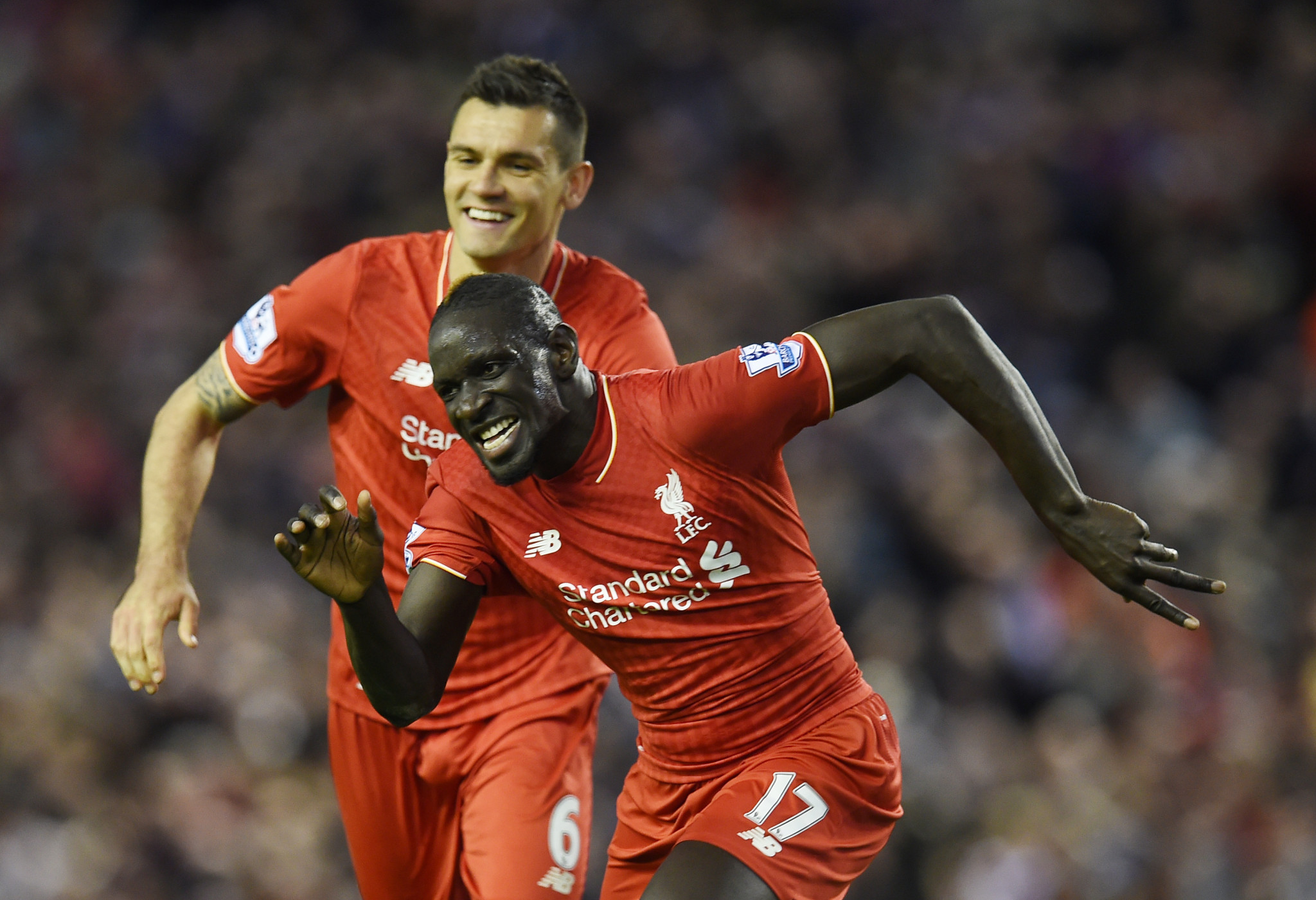 Mamadou Sakho says a mistake by WADA during a doping test cost him his Liverpool career ©Getty Images