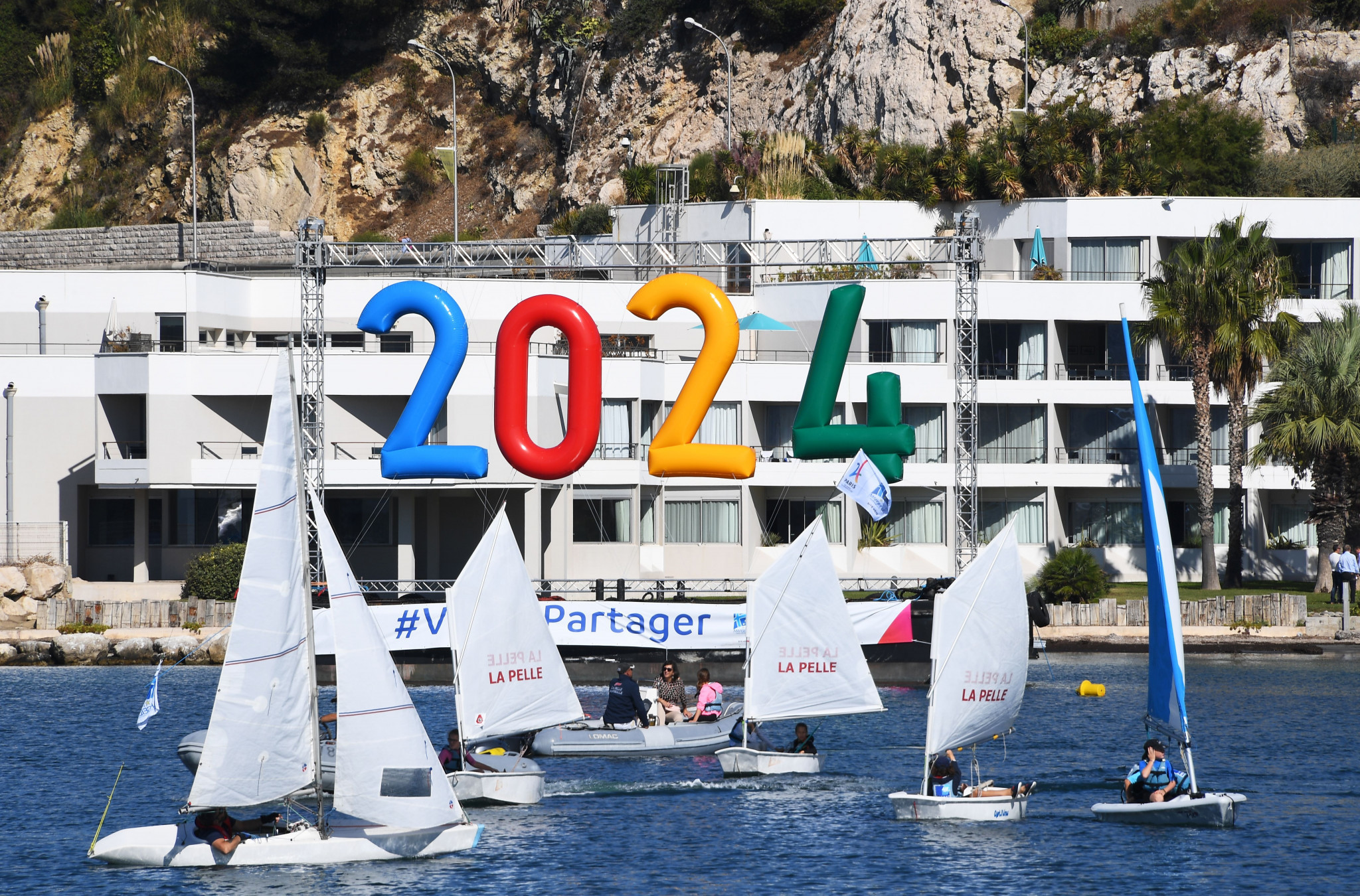 World Sailing have introduced new guidelines which will come into force before the Paris 2024 Olympic Games ©Getty Images