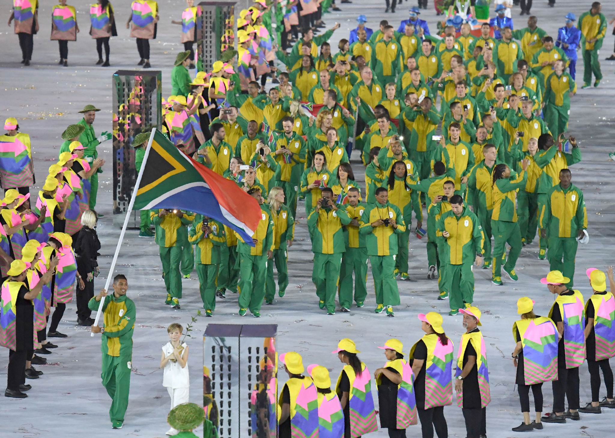 SASCOC struggle to sign Tokyo 2020 selection criteria deals with sports federations