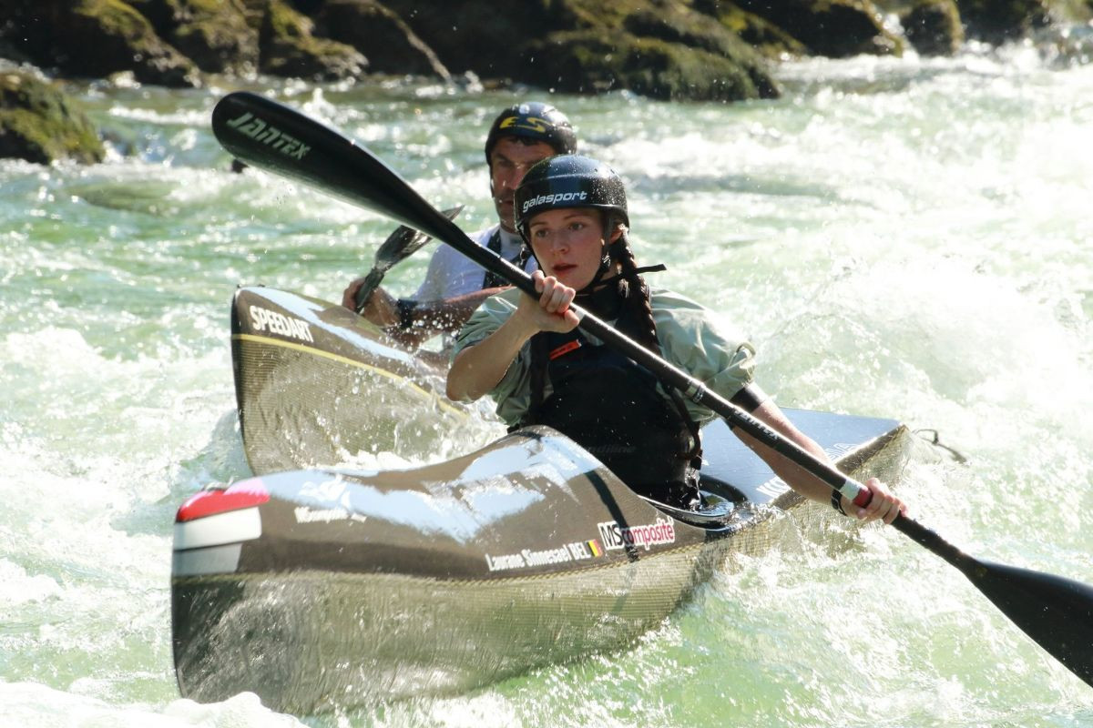 France won three golds on the final day of the ICF Junior and Under-23 Wildwater Canoeing World Championships ©ICF