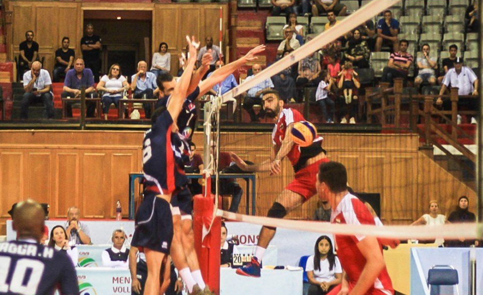 Hosts Tunisia beat Cameroon to win 10th Men's African Volleyball Championship