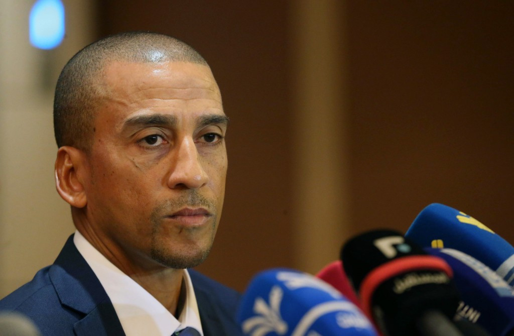 David Nakhid files appeal at CAS against exclusion from FIFA Presidential race