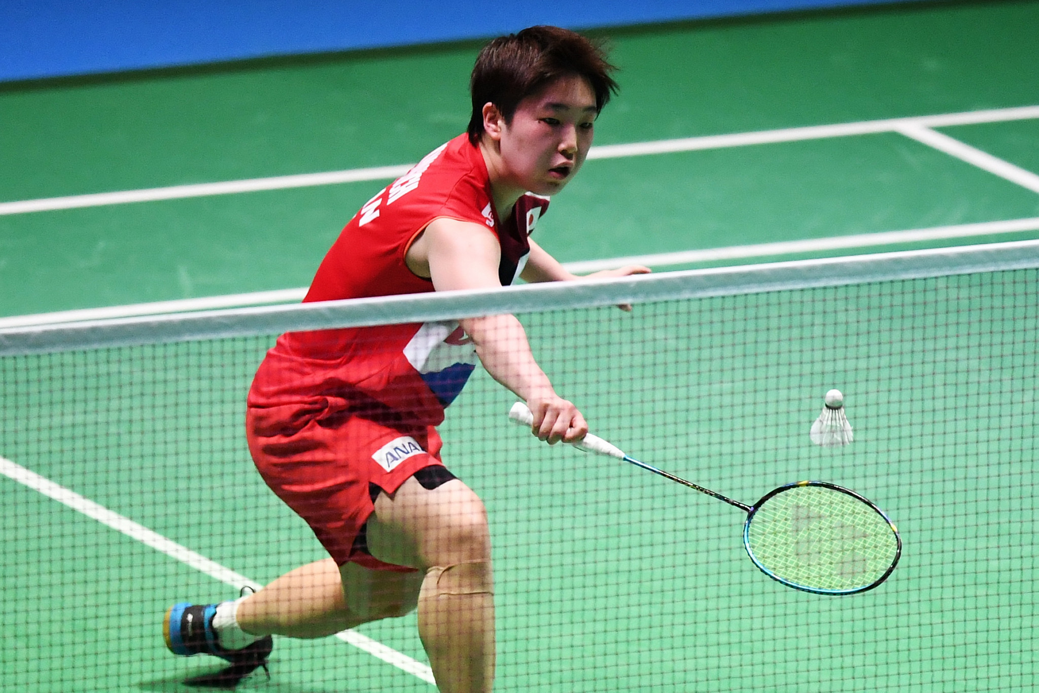 World number one elect Yamaguchi targets third title in a row at BWF Thailand Open