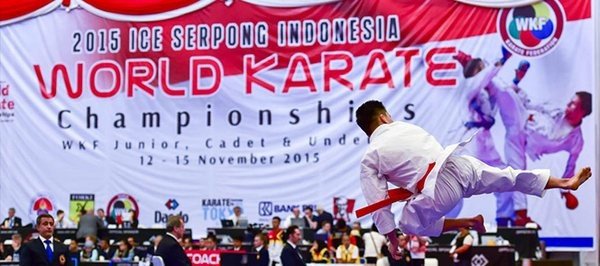 Japan top medals table at WKF Cadet, Junior and Under-21 Championships