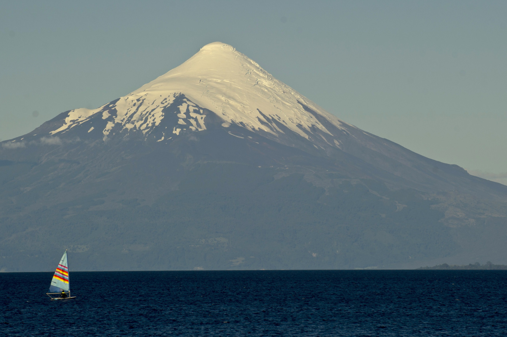 The IFA described Llanquihue as one of the world's most beautiful places ©Getty Images