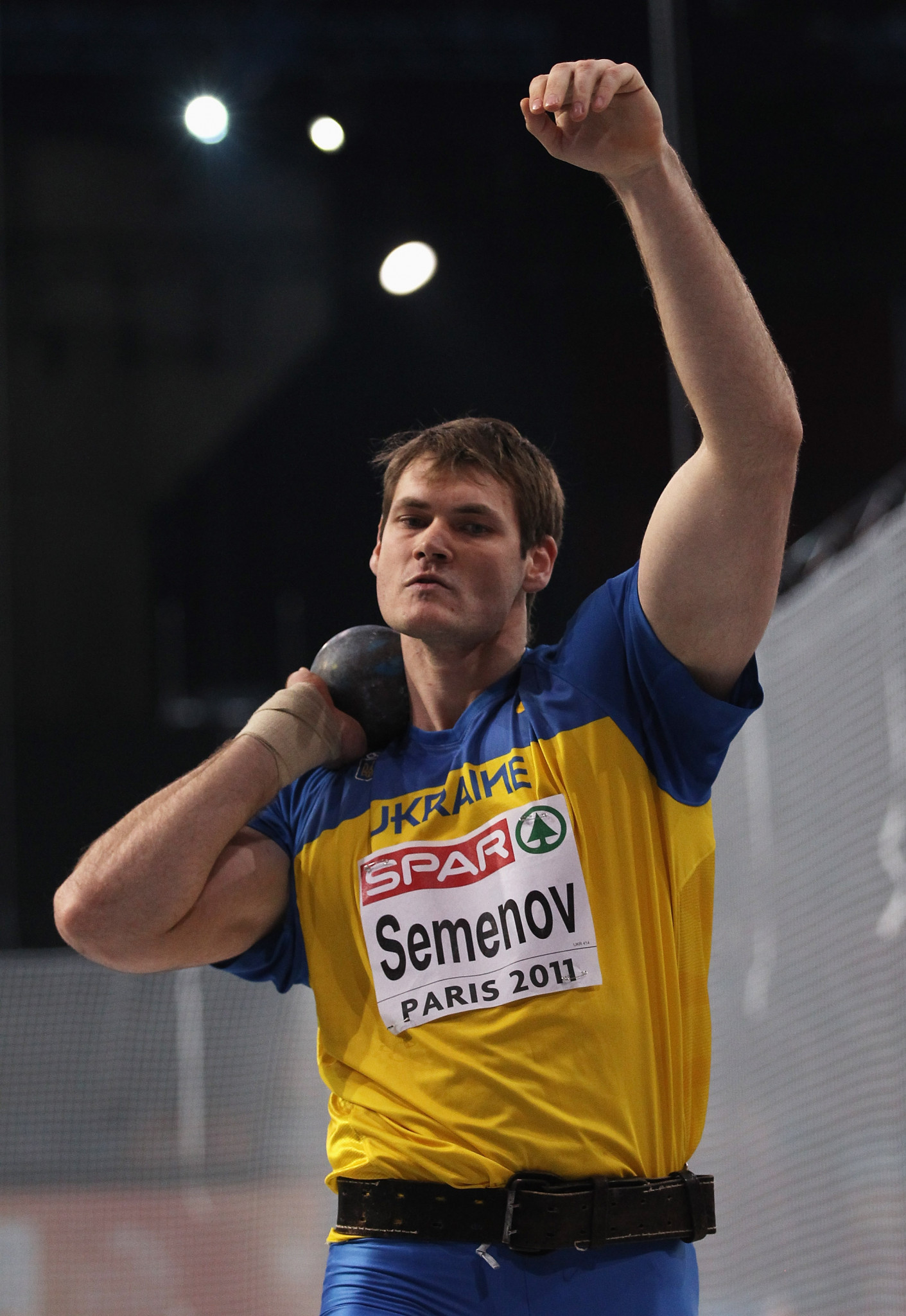 Andriy Semenov competed at two Olympic Games ©Getty Images