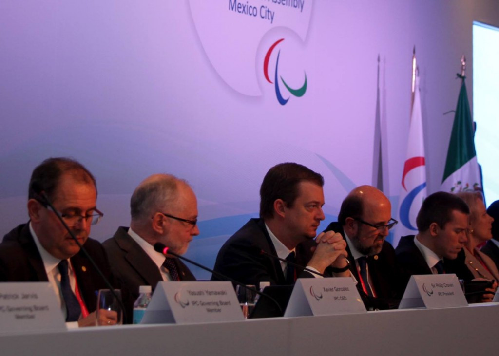 Motion for 23rd sport to be added to Tokyo 2020 defeated at IPC General Assembly