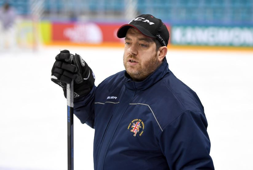 Grubb appointed British under-20 head coach as part of Ice Hockey UK refresh