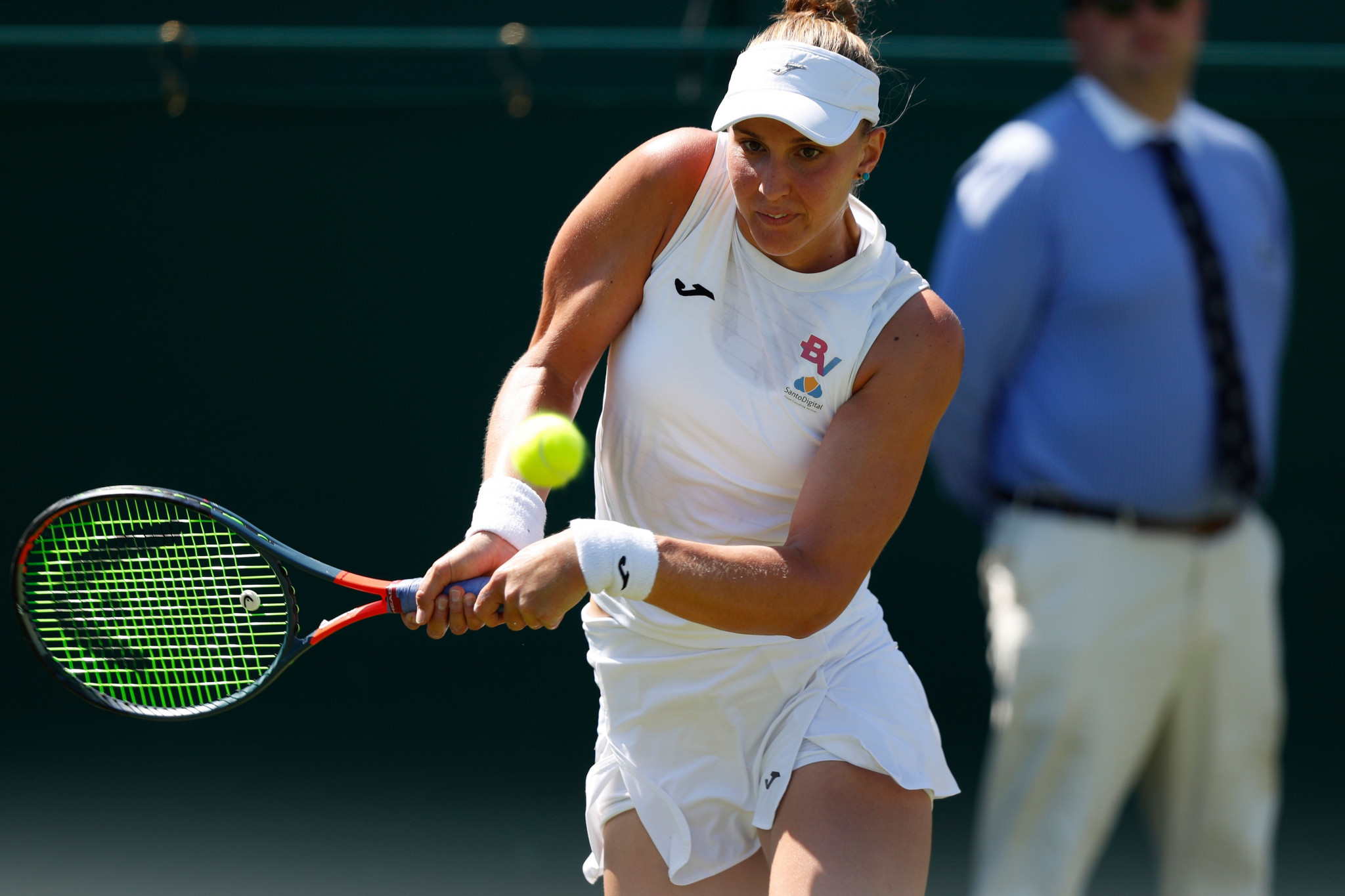 Wimbledon giant-killer Haddad Maia provisionally suspended by ITF after failing drugs test