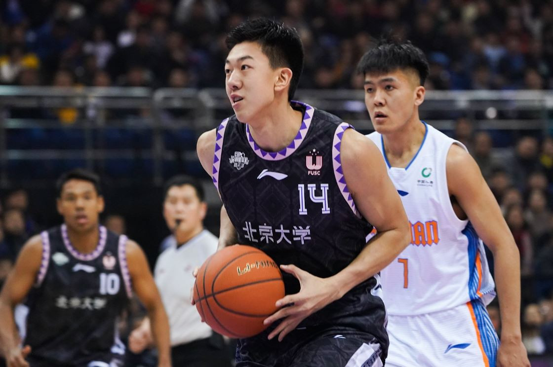 University star Wang continues rise to top as first overall pick in CBA Draft