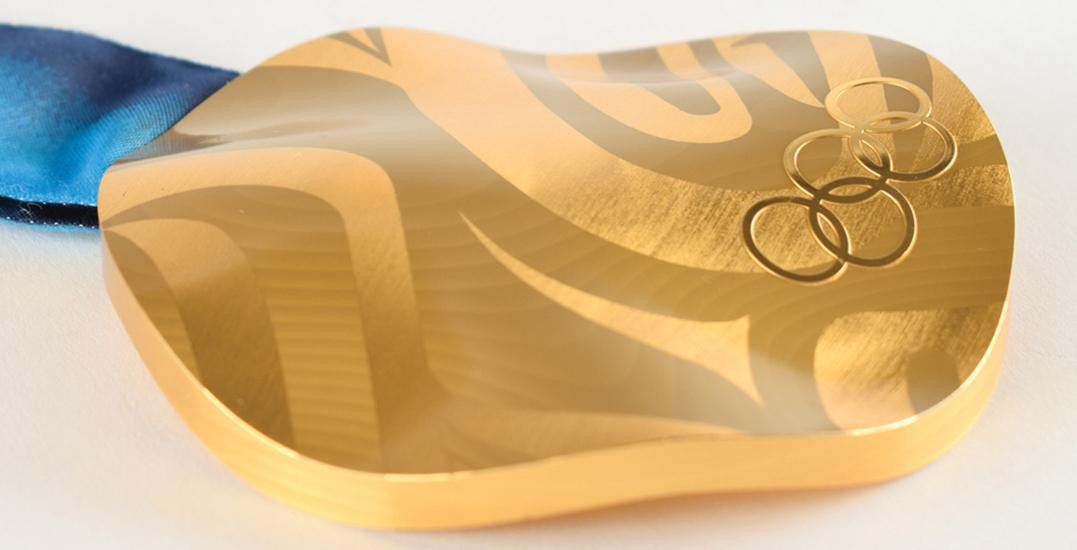First Vancouver 2010 gold medal to be auctioned sold for nearly $70,000