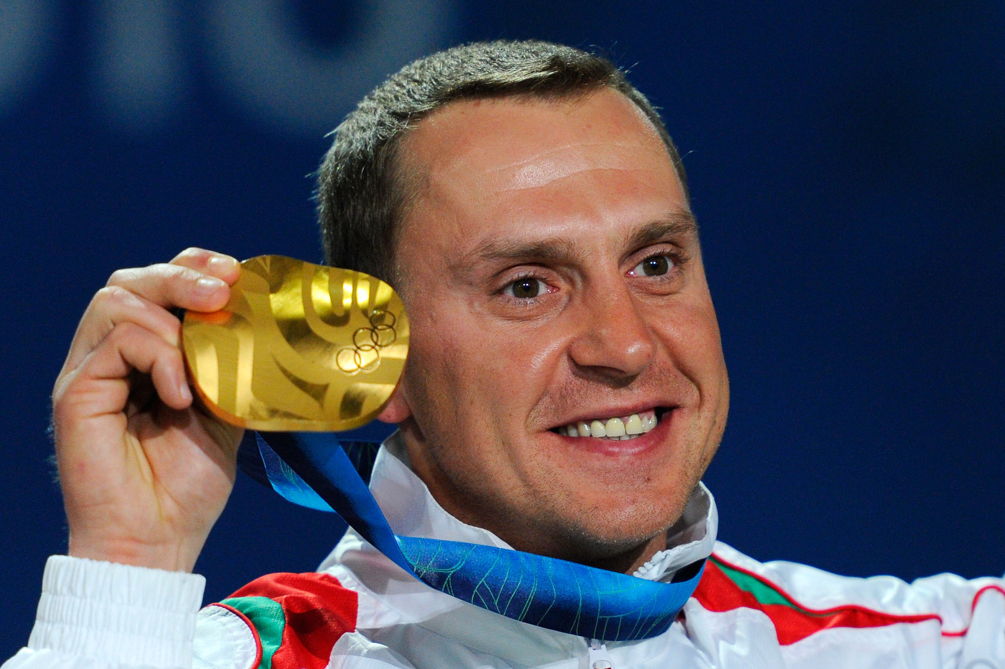 The money raised by Belarus freestyle skier Alexei Grishin after selling his Olympic gold medal he won in the aerials at Vancouver 2010 is to be used to help pay a friend's medical expenses ©Getty Images