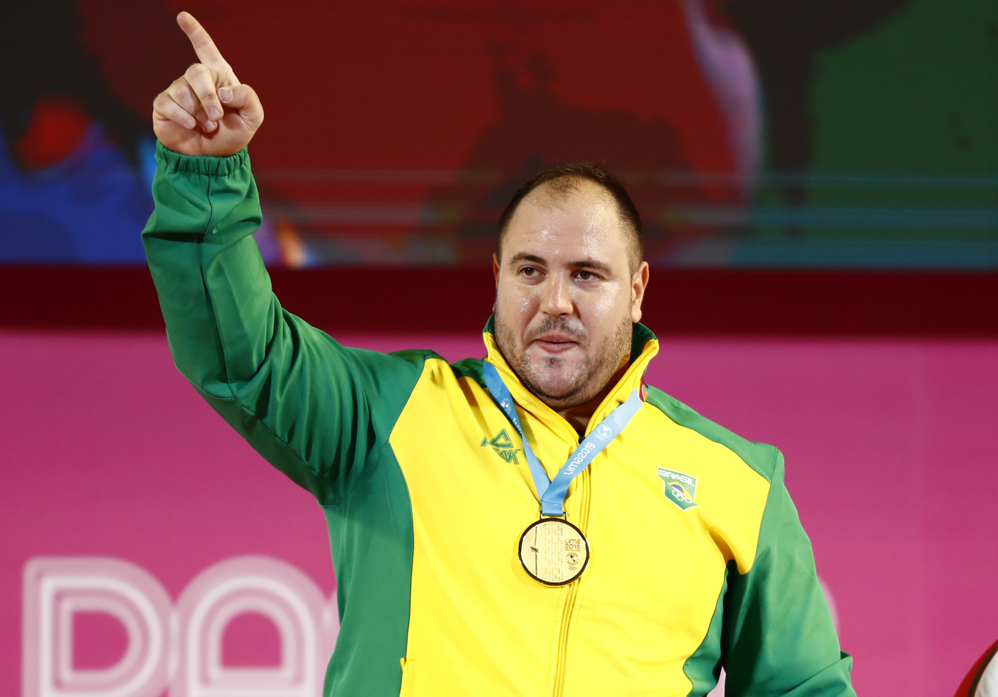 Brazil's Saraiva Reis earns third consecutive Pan American Games title as weightlifting concludes