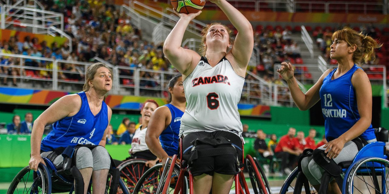 The US women's and men's teams play the opening games of their respective competitions ©IWBF