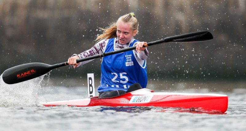World champions and Youth Olympic Games winners among top paddlers at Junior and Under-23 Canoe Sprint World Championships