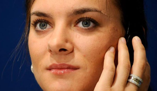 Two-time Olympic pole vault gold medallist Yelena Isinbayeva may stand to be President of the All-Russia Athletics Federation ©Getty Images